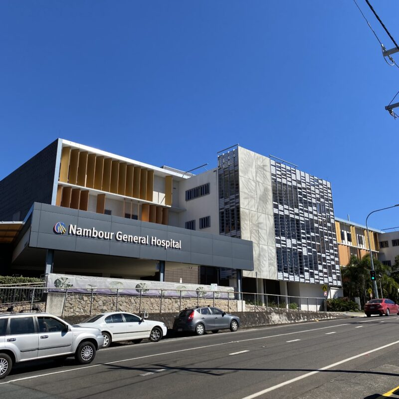 Nambour General Hospital Redevelopment Project